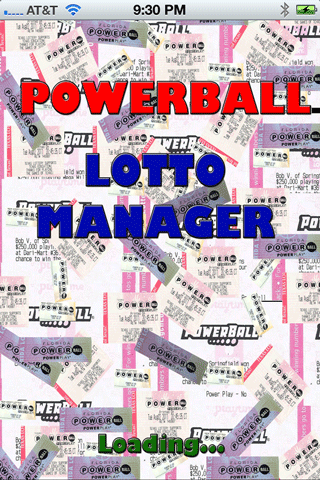 Lotto Manager